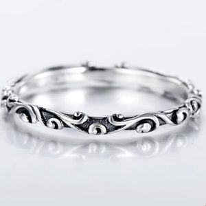 Jewelry - 926SS Swirl ring